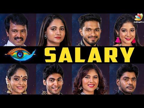 Salary Details : BB Contestants I Bigg Boss 3 Tamil Promo I Cheran, Losliya, Kavin