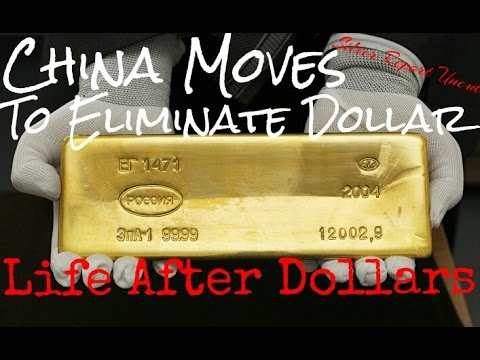 China Initiates Dollar Collapse Transition Could Spark Worst Economic Collapse in History