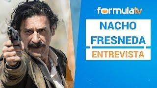 Nacho Fresneda, sobre la salida de Rodolfo Sancho ('El Ministerio del Tiempo'):