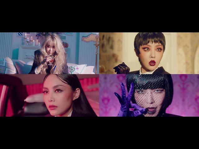 [MV] 브라운 아이드 걸스 Brown Eyed Girls - 원더우먼 Wonder Woman