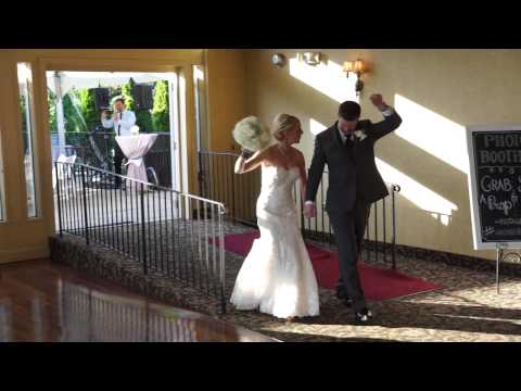 Carrie and Andy - Wedding Highlights - Hunt Valley Golf Club Wedding Video (Phoenix, MD)