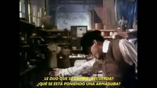 ROBERT DOWNEY JR. CHAPLIN TRAILER SUBTITULADO AL ESPAÑOL