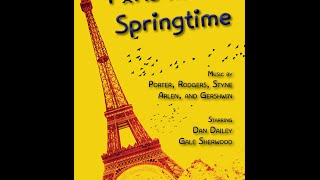 VAI DVD 4582 PARIS IN THE SPRINGTIME