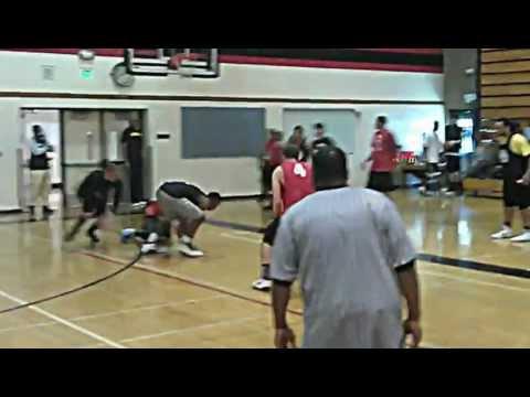 Brandon Kelley locks down Jamaal Miller