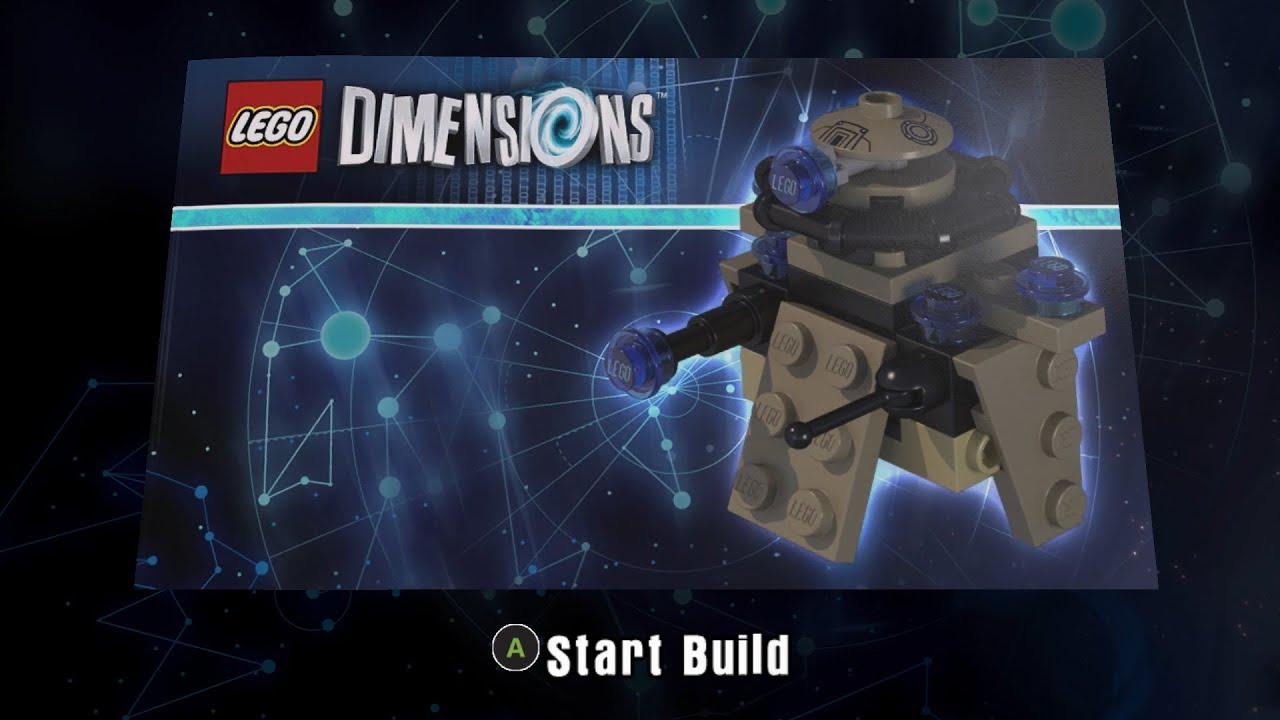 Doctor Who Instructions Manuals Dalek Sonics Toys Original Character Options Lot