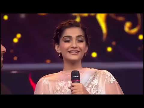 Salman Khan And Sonam Kapoor Funny Moments || Bollywood Award Show