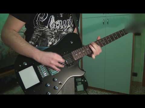 Muse - Reapers Guitar cover by Luca Nisi (Guitar replica)