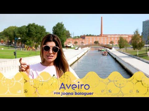 Cidades de Portugal - Aveiro