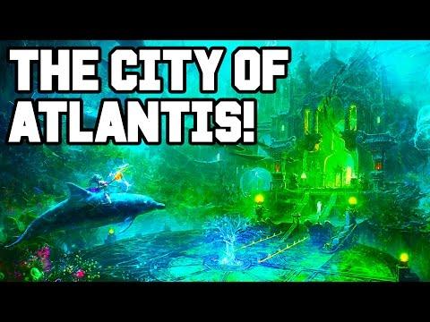 ATLANTIS!! UNDERWATER CITY!! No Man's Sky Gameplay Walkthrough Part 17 - FULL GAME PS4 (1080p 60fps)