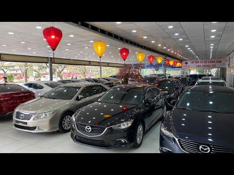 Báo Giá Xe Ô tô Cũ Giá Rẻ Siêu Lướt tại Tứ Quý Auto | P1 Tháng 02-2021