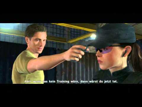 Let's Play Beyond: Two Souls - Part 3 - Harte Ausbildung (German/Deutsch)