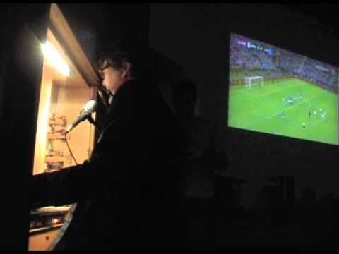 Orgel&Fußball EM2012 | Stephan Graf v. Bothmer |Live an der Kirchenorgel | Deutschland-Italien