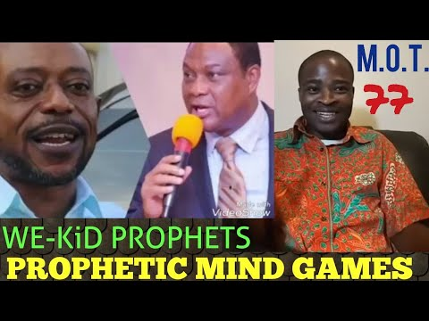 PROPHET OWUSU VAMP!RE THREAT€NS TO K!LL SAM KORANKYE - EVANGELIST ADDAI