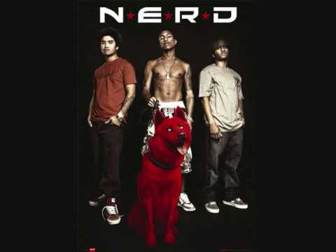 NERD-She Wants To Move Remix (feat. Common,Mos Def,Q-Tip&De La Soul)