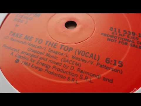 advance - take me to the top (12'' version) [with Lyrics]