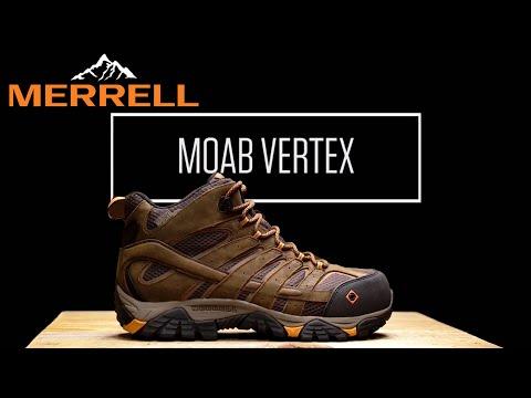 merrell moab vertex work boot 7.0