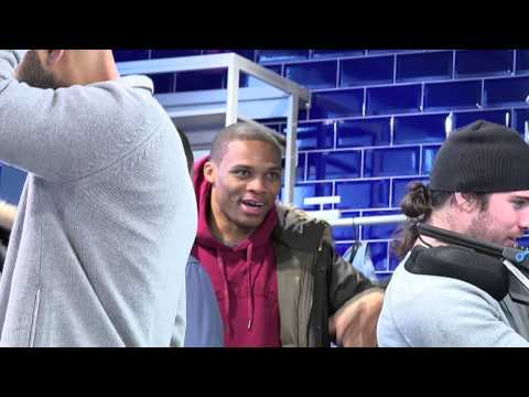Russell Westbrook meets Fashion Week in NYC