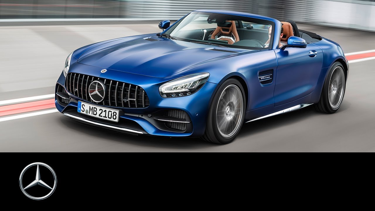 Mercedes Amg Mercedes Amg Gt Family 2019 World Premiere Trailer