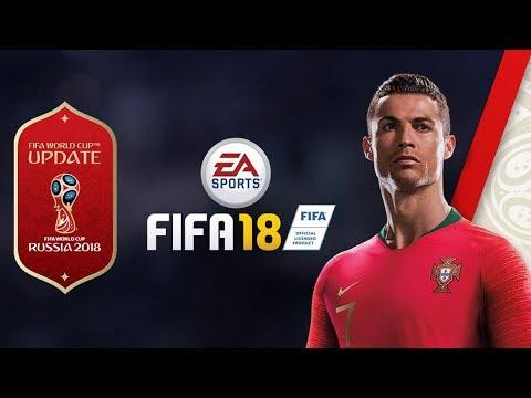 FIFA 18 Dünya Kupası Modu Hakkında BİLİNMEYENLER ve DETAYLAR!