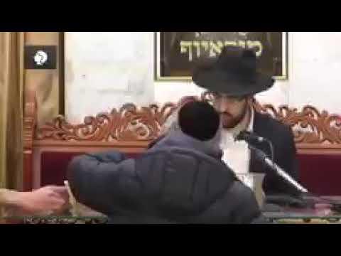 """פרשת כי תשא - הרב מאיר אליהו שליט""""א"""