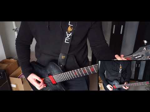 Breaking Benjamin | Red Cold River Guitar Cover | AJFV Covers | Ben Burnley Signature ESP BB600