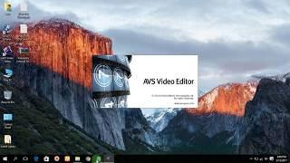 AVS Video Editor Crack 7.5.1.288 with Keygen 2017