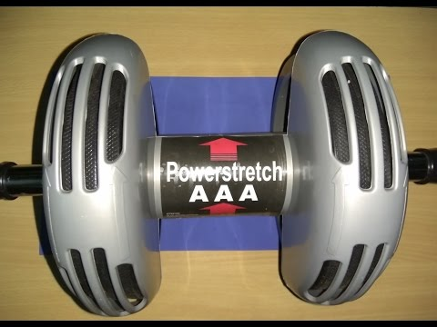 Power Stretch ROLLER Total Body Exerciser in HINDI , TECHNICAL ASTHA