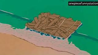 Momen Lucu One Piece .  Petualangan Pulau Clockwork Movie 2 HD