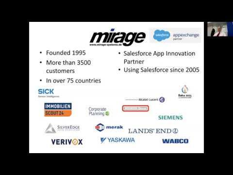 Mirage uaCSTA NFON SalesForce Sales Presentation