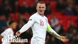 'He's been a pivotal figure': England teammates praise Rooney after win against USA