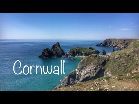 Cornwall, England 2017 travel: kynance cove, Penzance, polzeath and padstow