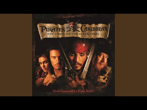 The Black Pearl From Pirates of the Caribbean: The Curse Of the Black PearlScore