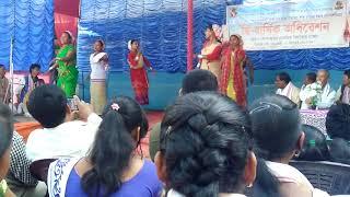 Cultural dance of Assam.. Mix all dance form of Assam