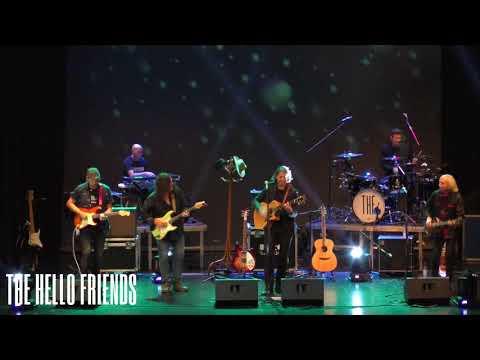 """THE HELLO FRIENDS """"Stardust"""" con Santi Campillo - Teatro Circo Orihuela"""