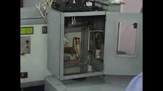 Завод «Фиолент» (г. Симферополь). Автоматическая закалка сердечника