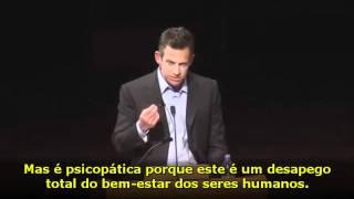 A moralidade cristã é psicótica e psicopática? - Sam Harris, Legendado PT - BR thumbnail