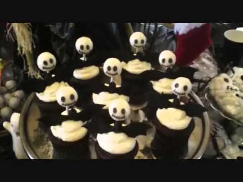 vlogtober day 27 jack skellington the nightmare before christmas party prep