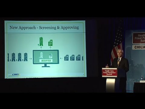 Health Care Fraud Prevention Summit, Chicago IL (Part 4)