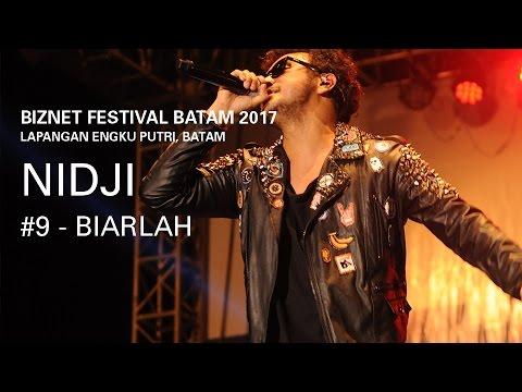 Biznet Festival Batam : Nidji - Biarlah