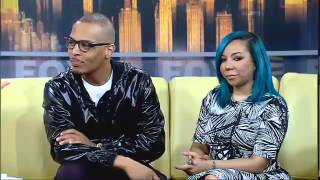 T.I. and Tiny At Odds Over Daughter