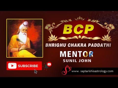 Saptarishis - BCP {Bhrighu Chakra Paddathi}