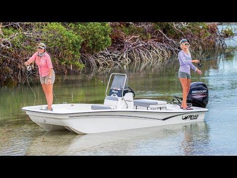 MAKO Boats: Pro Skiff 15 CC Inshore Fishing Boat