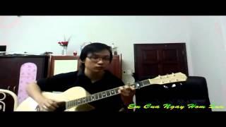 Em Của Ngày Hôm Qua- MTP Sơn Tùng(guitar cover)