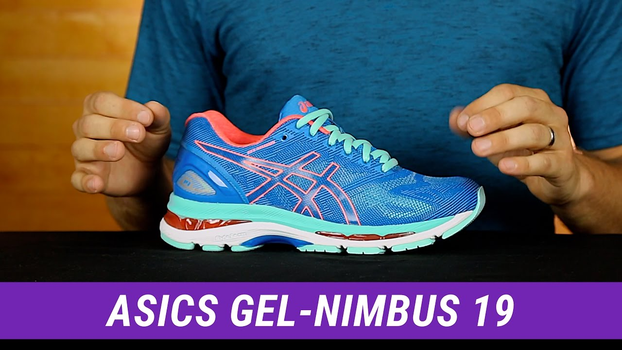 premium selection 0be23 04018 ASICS GEL-Nimbus 19 | Women's Fit Expert Review