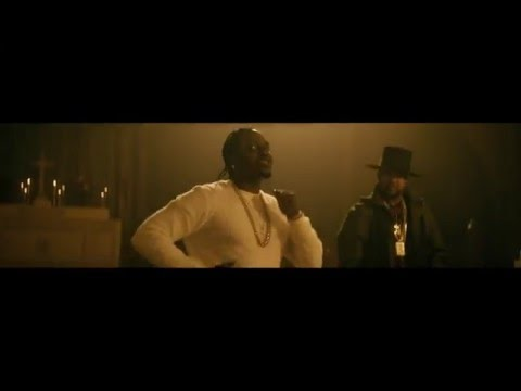 "Pusha T - ""M.F.T.R."" (Featuring The-Dream) (Official Music Video)"