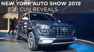 New York Auto Show 2019 | Top CUV Reveals | Driving.ca