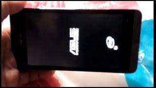 hard reset ASUS Zenfone 5 T00J  ลืมรหัสผ่าน ติดล็อค เครื่องค้าง