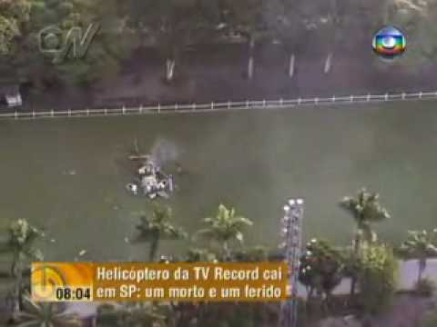 Helicopter Crash in Brazil 01