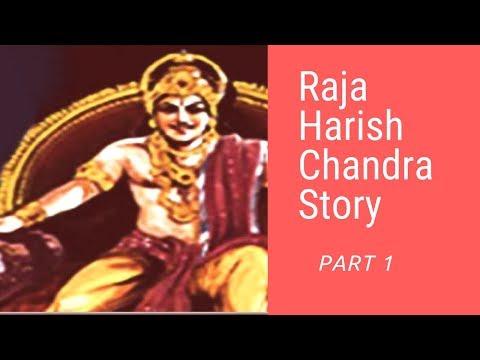 Raja Harishchandra story Part 1