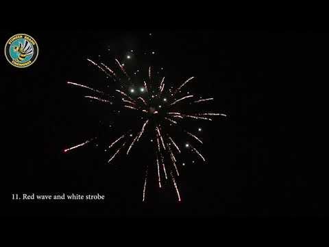 Sinister Canister Shell (Stinger Brand Fireworks)